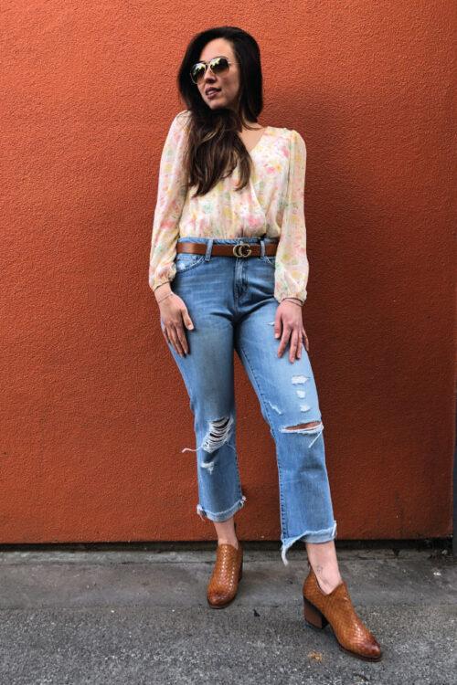 La Jolla Mom Jeans